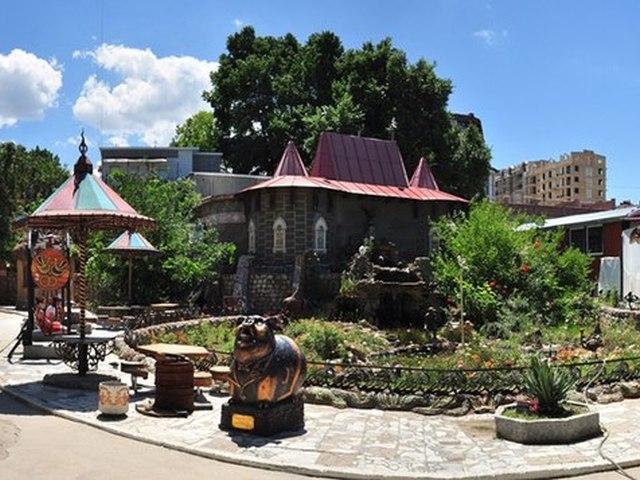 Эко-парк «Лукоморье»